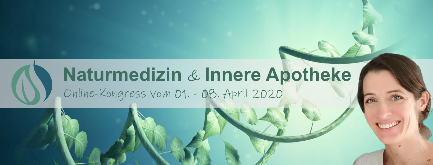 Naturmedizin & Innere Apotheke Online-Kongress 2020